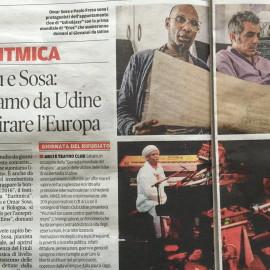 Udin&Jazz 2016 con Omar Sosa e Paolo Fresu